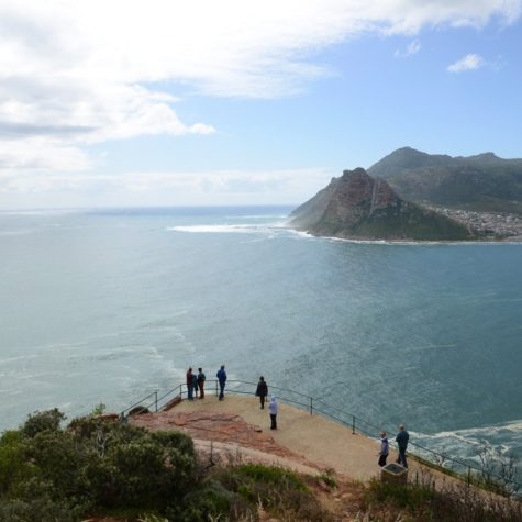 Chapmans Peak Cliffs 02