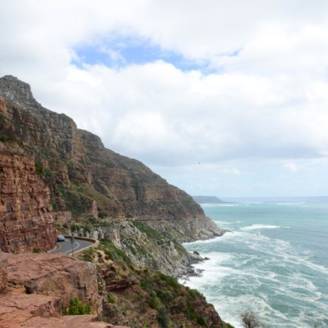 Chapmans Peak Cliffs 03