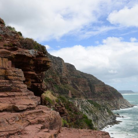 Chapmans Peak Cliffs 04