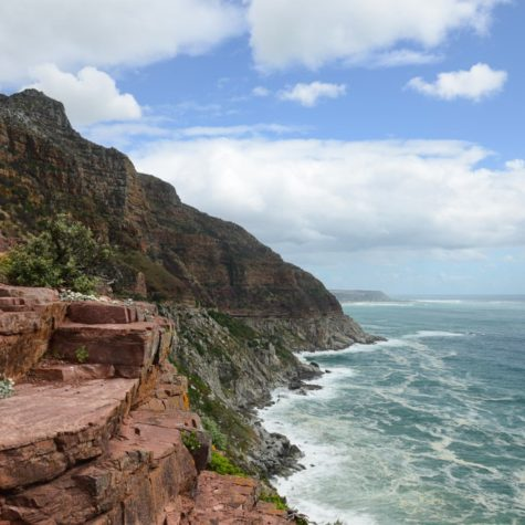 Chapmans Peak Cliffs 05