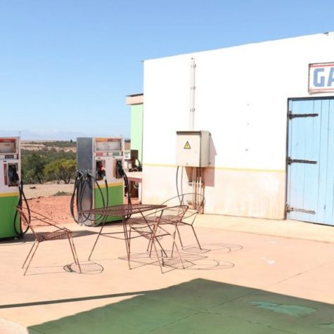 Inyoni Gas Station 04