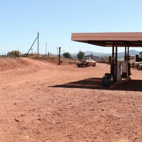 Inyoni Gas Station 08