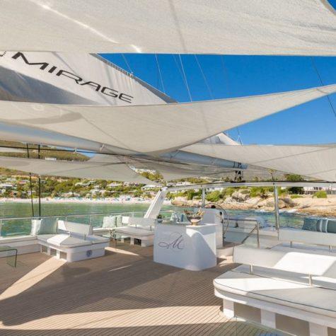 Mirage Catamaran 01