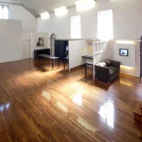Roodebloem Studios_Hall 02